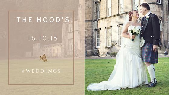 Hood(#weddings)