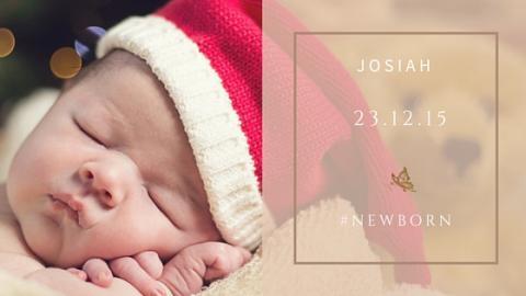Josiah(#newborn)