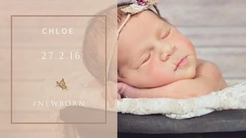Chloe (#newborn)