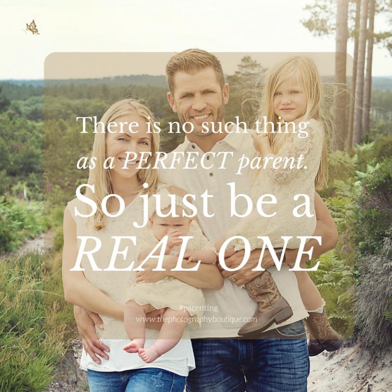 Parenting Real